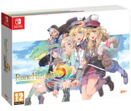 Switch Rune Factory 5 Limited Edition [Pre-Order]