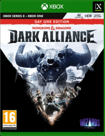 Xbox Dungeons & Dragons - Dark Alliance - Day One Edition (Xbox One/Xbox Series X) [Pre-Order]