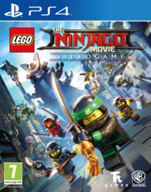 Ps4 Lego Ninjago Movie Videogame [Nieuw]