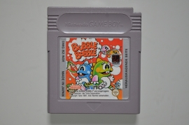 Gameboy Bubble Bobble