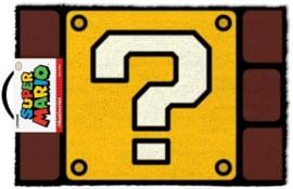 Nintendo Deurmat Question Block - Pyramid International [Nieuw]