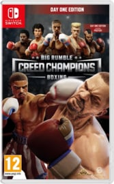 Switch Big Rumble Boxing Creed Champions Day One Edition [Nieuw]