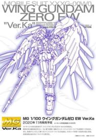Gundam Model Kit MG 1/100 Wing Gundam Zero EW (Vers. Ka) - Bandai [Nieuw]