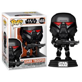 Star Wars The Mandalorian Funko Pop Dark Trooper #466 [Nieuw]