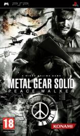 PSP Metal Gear Solid Peace Walker [Nieuw]