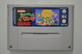 SNES Lemmings 2 The Tribes
