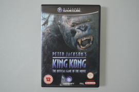 Gamecube Peter Jackson's King Kong - The Official Game of the Movie