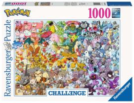 Pokemon Puzzle Challenge (1000 stukjes) - Ravensburger [Nieuw]