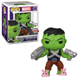 "Marvel Funko Pop - Professor Hulk 6"" Super Sized #705 [Nieuw]"