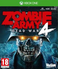 Xbox One Zombie Army 4 [Pre-Order]