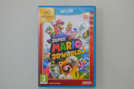 Wii U Super Mario 3D World (Nintendo Selects)