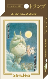 My Neighbor Totoro Movie Playing Cards - Studio Ghibli