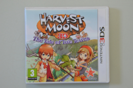 3DS Harvest Moon 3D The Tale Of Two Towns