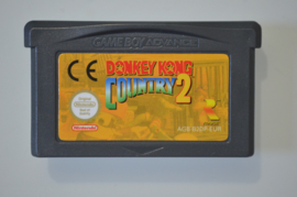 GBA Donkey Kong Country 2