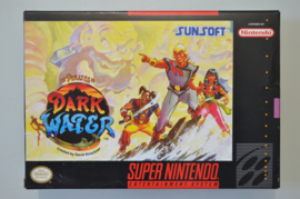 SNES The Pirates of Dark Water [Amerikaanse Import] [Compleet]