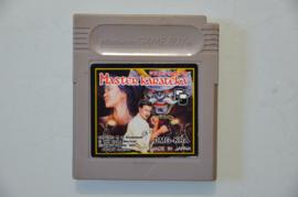 Gameboy Master Karateka