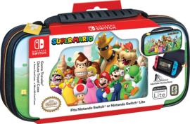 Nintendo Switch Deluxe Travel Case Mario & Friends - Bigben [Nieuw]