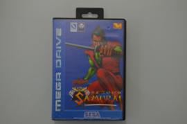 Mega Drive Second Samurai
