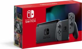 Nintendo Switch Console Grey 2019 Upgrade [Nieuw]