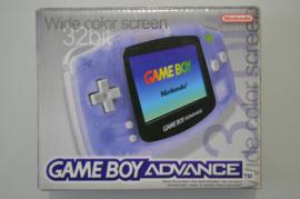 Gameboy Advance 'Glacier' [Compleet]