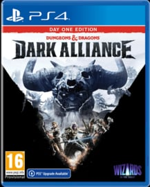 Ps4 Dungeons & Dragons Dark Alliance (Day One Edition) [Pre-Order]