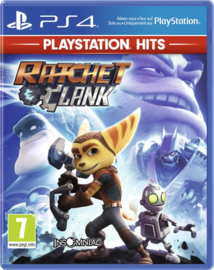 Ps4 Ratchet & Clank (Playstation Hits) [Nieuw]