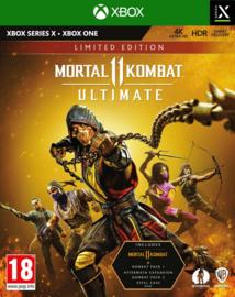 Xbox Mortal Kombat 11 Ultimate Limited Edition + Steelbook (Xbox Series X) [Nieuw]