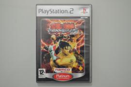 Ps2 Tekken 5 (Platinum)