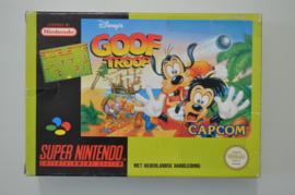 SNES Disney's Goof Troop [Compleet]