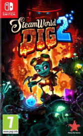 Switch Steamworld Dig 2 [Nieuw]