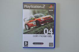 Ps2 Colin McRae Rally 4