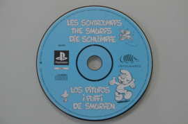 Ps1 De Smurfen [Losse CD]