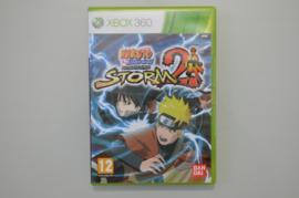 Xbox 360 Naruto Shippuden Ultimate Ninja Storm 2