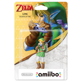 Amiibo Link Ocarina of Time - The Legend of Zelda Collection [Nieuw]