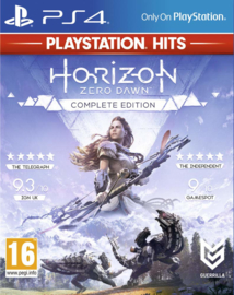 Ps4 Horizon Zero Dawn Complete Edition (Playstation Hits) [Nieuw]