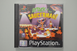 Ps1 Attack of the Saucerman!