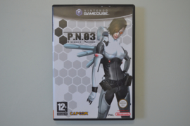 Gamecube P.N. 03 Product Number 3