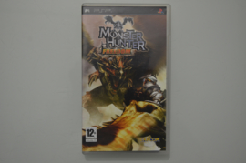 PSP Monster Hunter Freedom