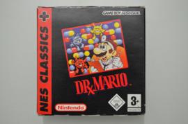 GBA Dr. Mario - Nes Classics [Compleet]
