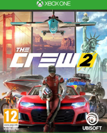 Xbox One The Crew 2 [Nieuw]