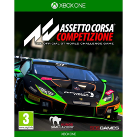 Xbox One Assetto Corsa Competizione (+ Bonus DLC) [Nieuw]