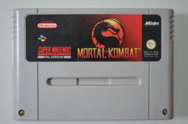 SNES Mortal Kombat