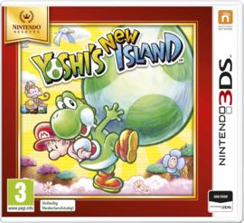 3DS Yoshi's New Island (Nintendo Selects) [Nieuw]