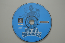 Ps1 Micro Maniacs [Losse CD]
