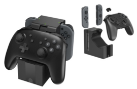 Nintendo Switch Joy-Con & Pro Controller Charging Dock [Nieuw]