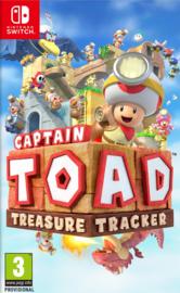 Switch Captain Toad Treasure Tracker [Nieuw]