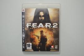 PS3 Fear 2 Project Origin (Fear) / F.E.A.R.