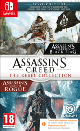 Switch Assassins Creed The Rebel Collection (Code In A Box) [Nieuw]