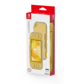 Nintendo Switch Lite Duraflexi Protector Clear - Hori [Nieuw]
