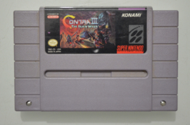 SNES Contra III The Alien Wars [Amerikaanse Import]
